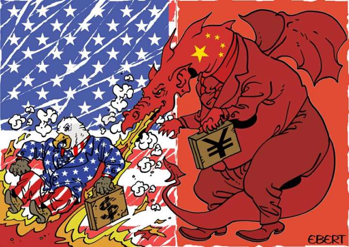 Breaking the USA to Impose Sanctions on China next week