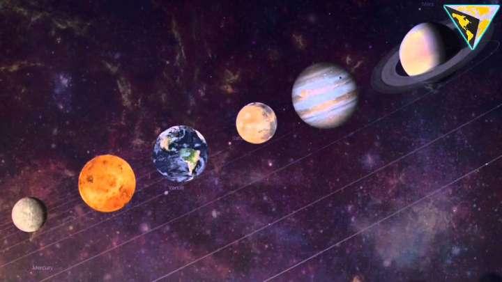 five planets - photo #16
