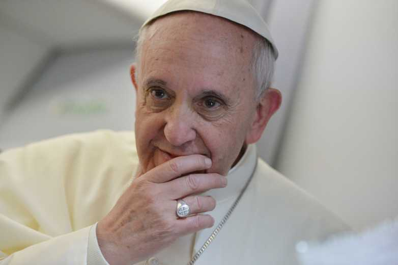 Related Video - Pope Francis claims God cannot be God without mankind, a clear twist of scripture.;Cardinal George Pell, Top Pope Advisor, Charged With Multiple Sexual Offenses;Is Pope Francis A Marxist in Disguise? The WSJ Claims The Pontiff is the Leader of The Globalists