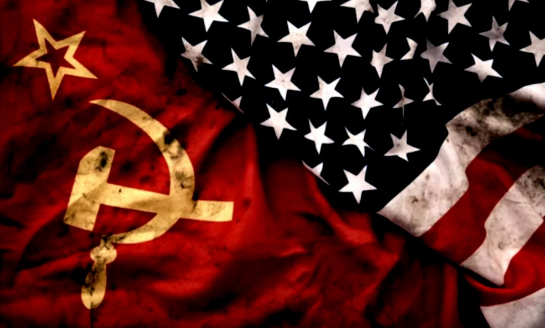 the rise of the united states of america and the ussr