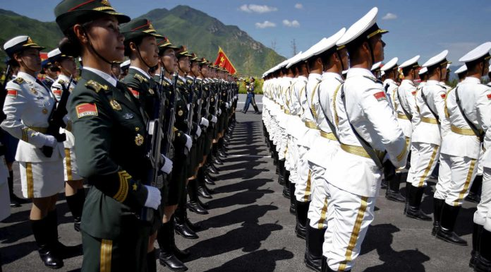 China- Military