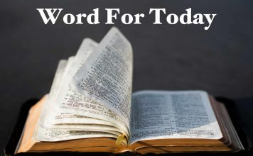 word-for-today