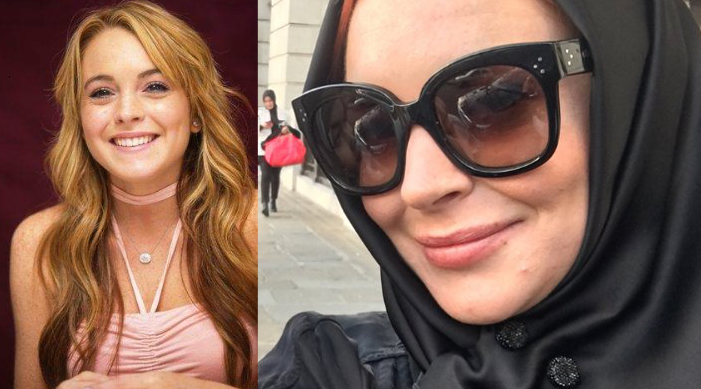 404a97c9217a8 Lindsay Lohan visited the Wendy Williams Show to talk about her  transformation in life. After going through an extremely hard time  publicly