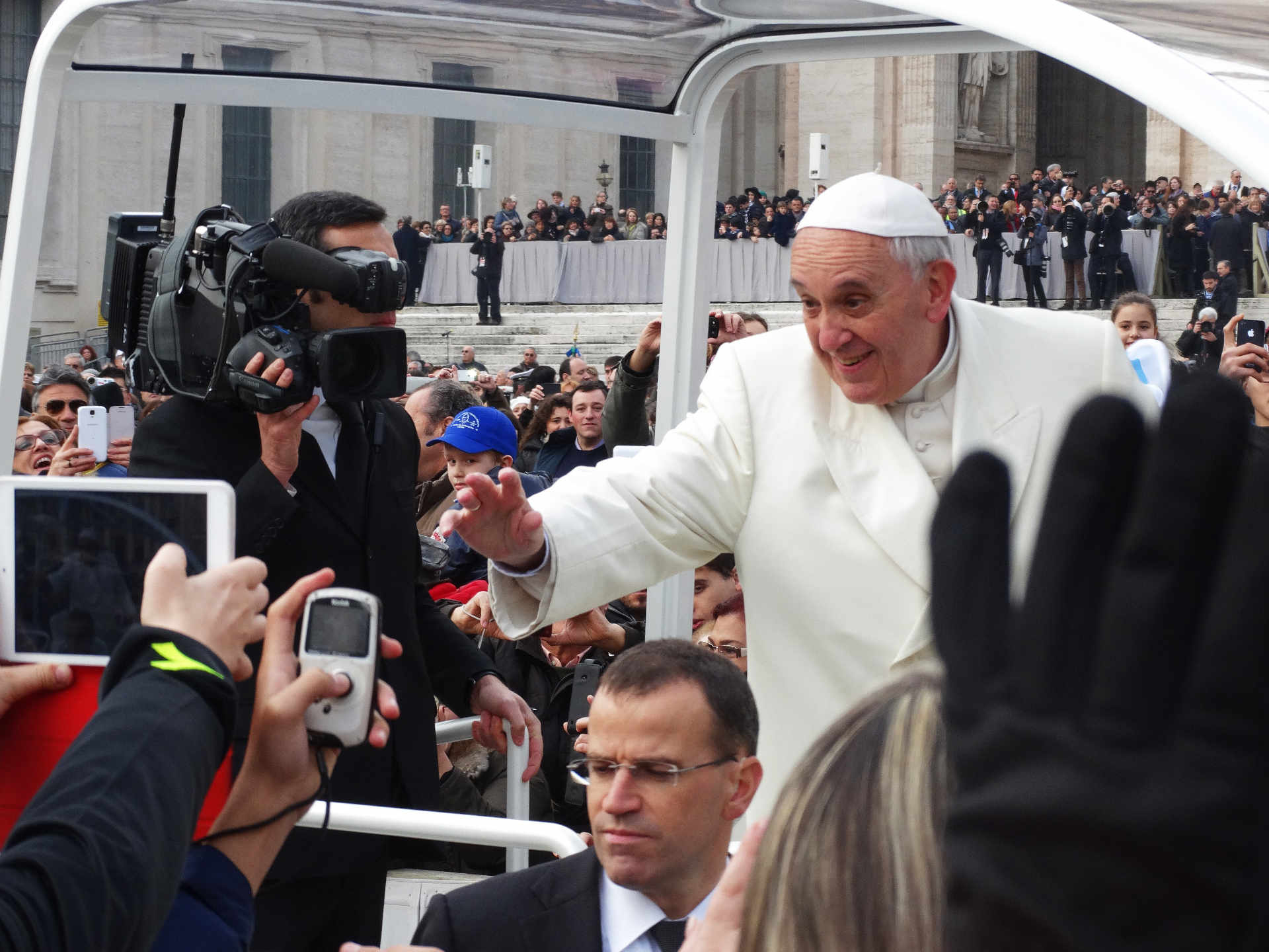 Pope Francis Covered Up Sexual Abuse - Former US Papal Nunico Written Testimony