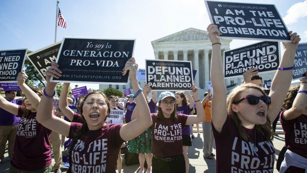 Either Awakening or Civil War in America Over Abortion
