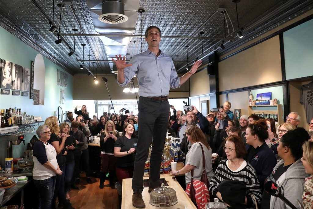 Beto O'Rourke, Climate Change, and the End of the World